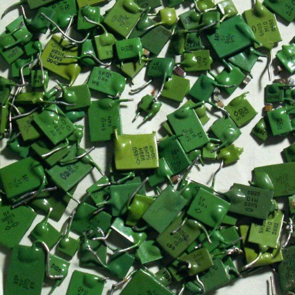 КМ зелёные (D) любого размера